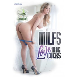 DVD MILFS Love Big Cocks